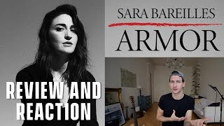 Sara Bareilles - Armor - Review and Reaction