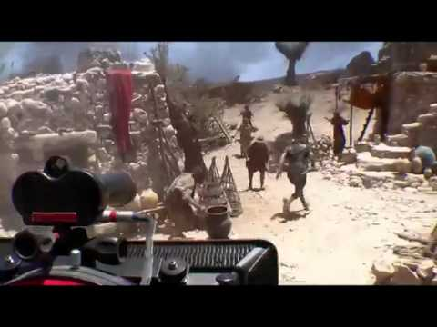 Wrath Of The Titans Making Of Part 1