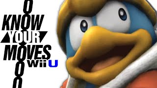 The NOTORIOUS King Dedede! - Know Your Moves! (Smash Bros.)