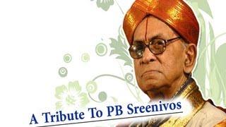 A Tribute To PB Sreenivos - Vol 1 | Kannada hit songs