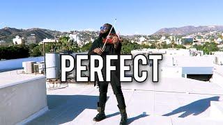 "Download Lagu DSharp - Perfect"" (Violin Version) | Ed Sheeran Gratis STAFABAND"