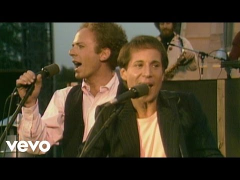 Simon & Garfunkel - Mrs. Robinson (from The Concert in Central Park)