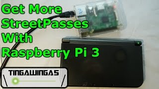 How To Make a Streetpass Relay with a Raspberry Pi 3