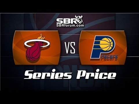 NBA Playoffs Picks - Miami Heat vs Indiana Pacers Series Preview w Troy West, Loshak