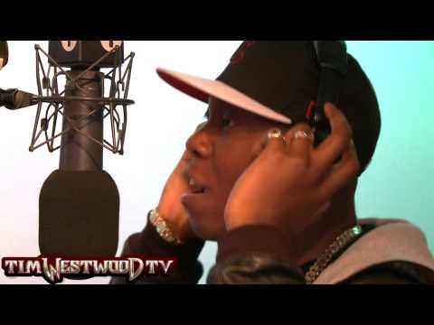 Dizzee Rascal - Tongue 'N Cheek Freestyle (studio)