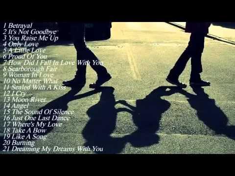 Những bản nhạc tiếng anh buồn | The Pop English songs collection