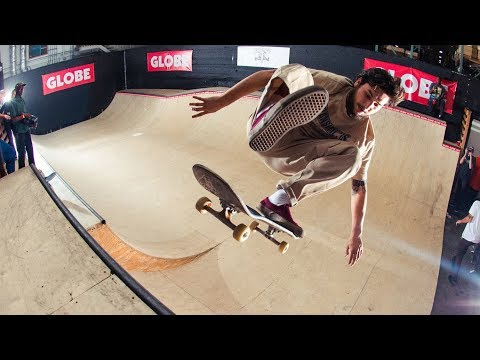 Globe Snake Session Contest Video