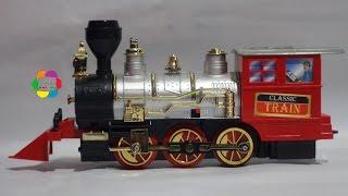 قطار العاب الاطفال افضل لعبة للبنات والاولاد Best Train Toy for Children