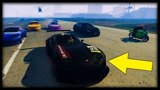 "GTA 5 Online ""BANSHEE 900R"" FIXED! FASTEST SUPER CAR IN THE GAME NOW?"
