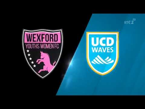 HIGHLIGHTS: Wexford Youths 1-0 UCD Waves