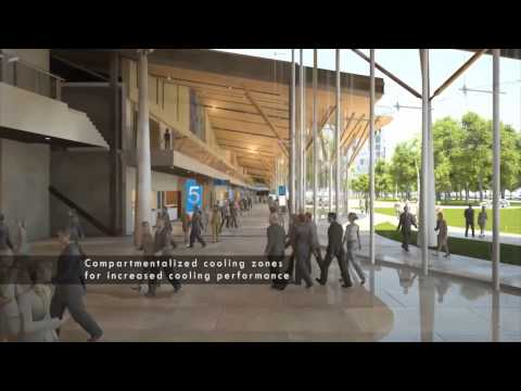 Indonesia International Exhibition and Convention Centre - Energy Efficiency Features