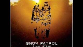 Watch Snow Patrol Tiny Little Fractures video