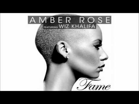 Amber Rose feat. Wiz Khalifa - Fame [NEW SONG] 2012