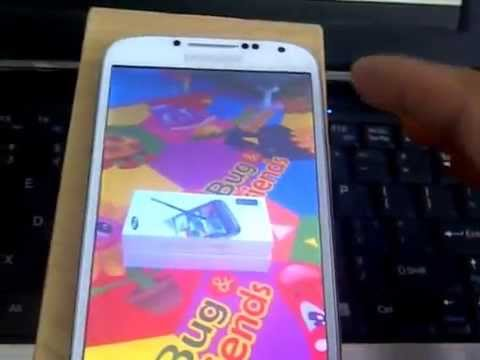 Galaxy S4 SUPERKING with Air Gesture & Motion Setting