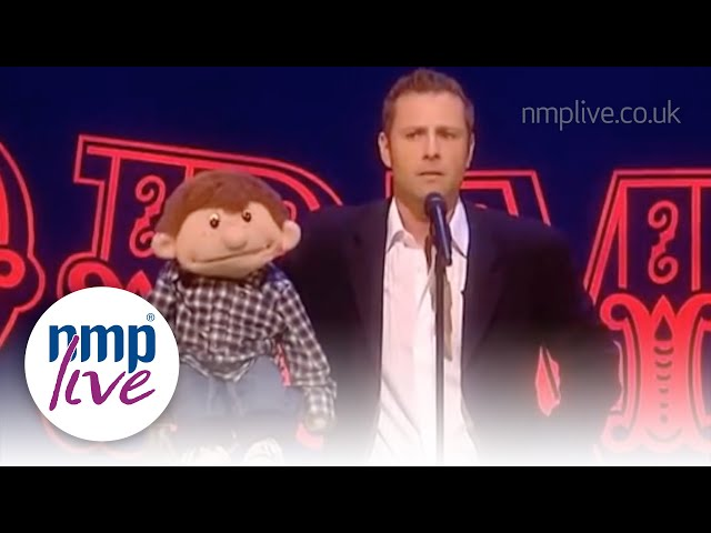 Paul Zerdin - Comedian and Ventriloquist