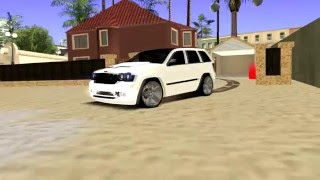 GTA:SA|MTA:Grand Cherokee srt_8