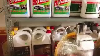 Review nước rửa xe bọt tuyết siêu sạch