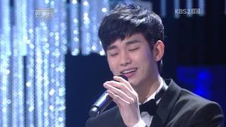 111231 연기대상 김수현 Kim Soo Hyun Dreaming Live