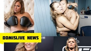 Ronda Rousey Alleged Sex Tape & Man Files Restraining Order And Names Jon Jones | DomisLive NEWS