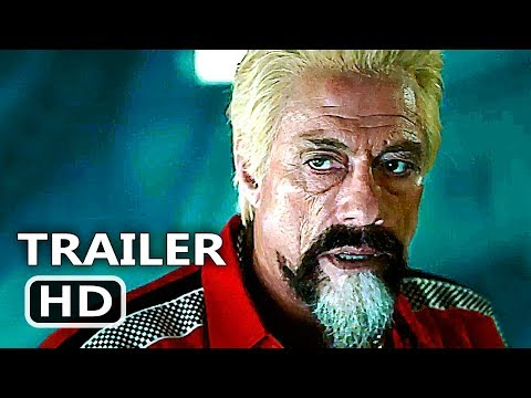 JEAN CLAUDE VAN JOHNSON Official Trailer # 2 (2017) Van Damme, Amazon Video TV Series HD