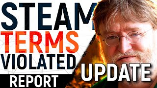 BIG UPDATE | Existing Epic Exclusives VIOLATE Steam Agreement & What It Actually Means