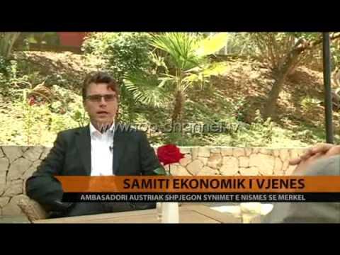 "Samiti, ambasadori austriak: Ja synimet e nismës ""Merkel"" - Top Channel Albania - News - Lajme"