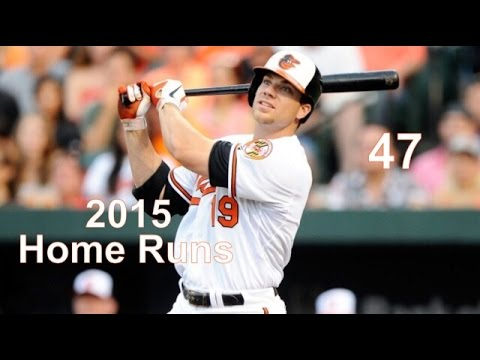 Chris Davis 2015 Home Runs (47) HD