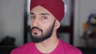How to tie a Turban @singhstreetstyle