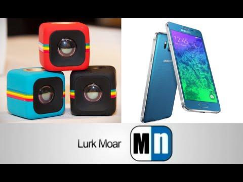 LM 130814 - Mueren por una selfie, Galaxy Alpha, Robots guías, Polaroid Cube, Gato listo