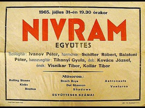 Nivram Együttes utolsó fellépése