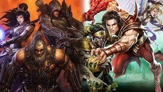 Diablo 3 vs Sacred 3: The Couch Co-op Crusade