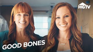 Meet Karen & Mina | Good Bones | HGTV
