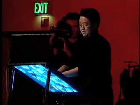 TED : Jeff Han (2006) Ideas Worth Sharing