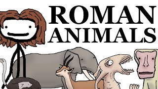 Exotic Animals in Ancient Rome by : Sam O'Nella Academy