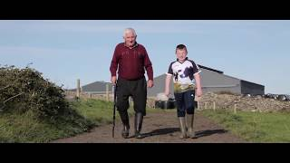 Generation To Generation Family Farming, Irish Dairy #madeforthis