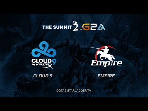 Cloud9 vs Empire The Summit 2 Day 15 Game 3