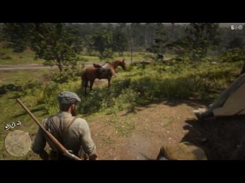 Red Dead Redemption 2 Джеремия Компсон