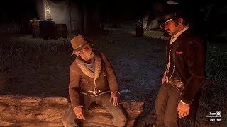 Uncle calls out Dutch to his Face / Hidden Dialogue / Red Dead Redemption 2