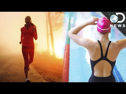 Swimming vs. Running: Which Is The Best For You?