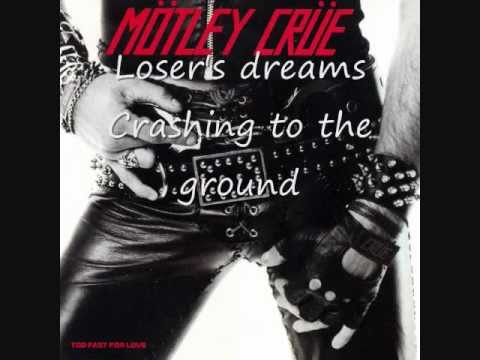 Motley Crue - Public Enemy 1