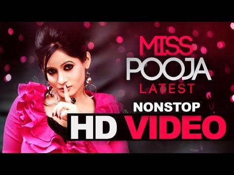 Latest Miss Pooja Nonstop Hit Songs | Jukebox - 1 | Full HD...