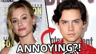 Lili Reinhart REVEALS Cole Sprouse ANNOYING In Interview!