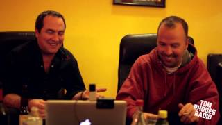 TRR EP#40 Doug Stanhope & Tom Rhodes On Idiot Doug Abroad