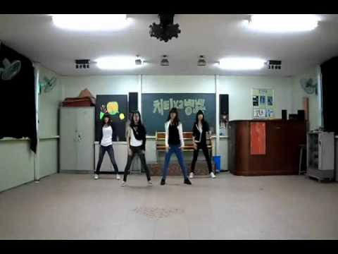 Lee Hyori - Chitty Chitty Bang Bang Dance by the B.Girls Music Videos