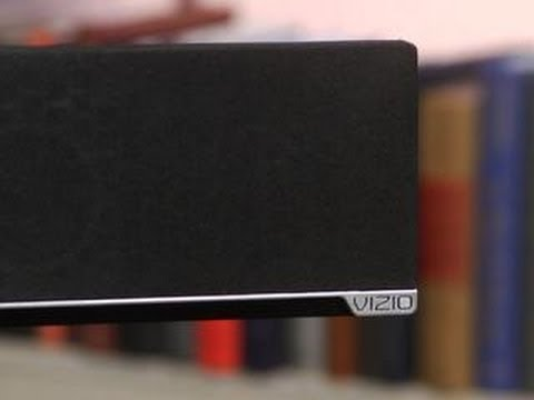 Vizio S5451w-C2 review: Real surround sound from giant sound bar