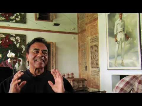 Johnny Mathis - The Idelsohn Society Interview