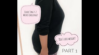 [Full Version] I Tried Chloe Ting's 2 Weeks Challenge | Shocking result & what I eat throughout!