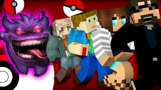 Minecraft: POKEMON MURDER | MODDED MINI-GAME