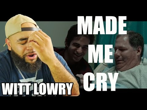 {{ REACTION }} Witt Lowry - Last Letter (Official Music Video)