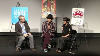 Love Exposure: Q&A with director Sion Sono Part 1